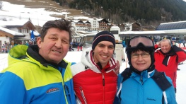 10 Jahre Skiabteilung